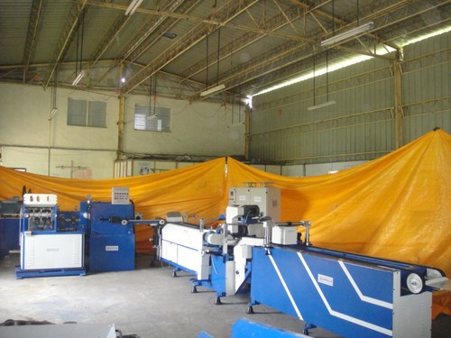 Welding Electrodes Manufacturing Plant
