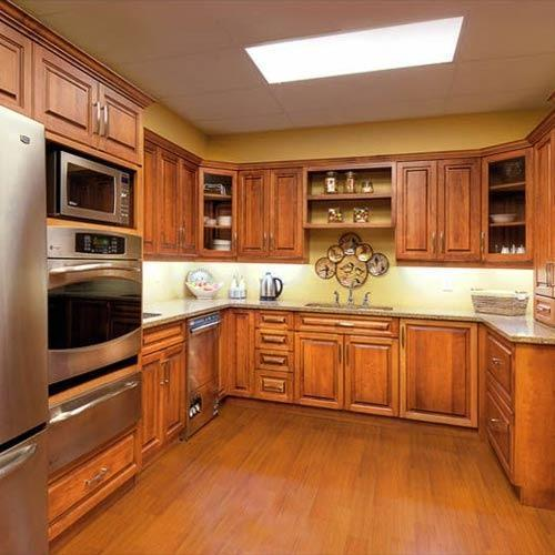 Wooden Modular Kitchen In Hyderabad Telangana Pv Modulars