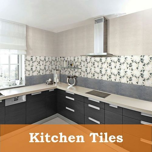 Kitchen Wall Tiles Design India: Glossy Ceramic Kitchen Tiles In Karad, Maharashtra
