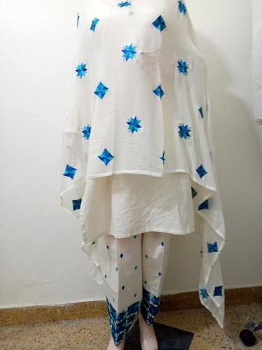 Printed Ladies Suit in  Basti Jodhewal