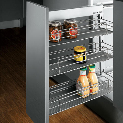 Stainless Steel Pull Out Baskets
