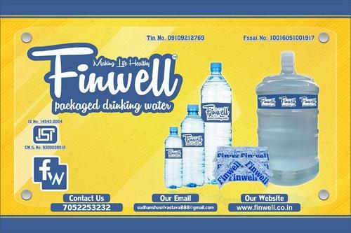 Mineral Water Drinking Water 500Ml Jar