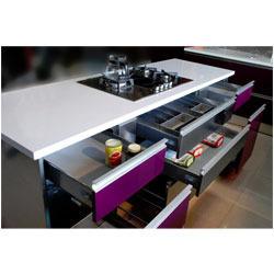 Designer Island Kitchen