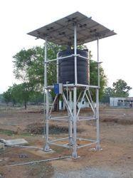 Solar Pumping System in  Gota