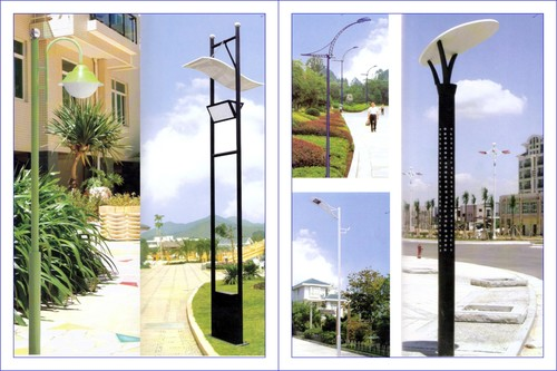 Fancy Light Poles in Makarpura Vdr Vadodara Exporter and