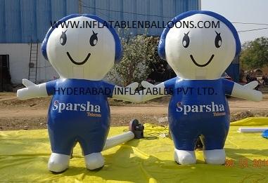 Walking Inflatable Costumes in  Gachibowli