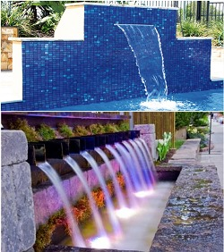 Water Fall Fountains
