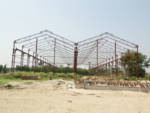 Prefabricated Mill Structures