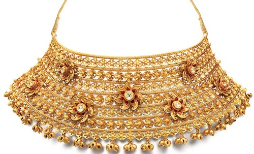 Traditional Gold Necklaces in   Dist-Paschim Medinipur