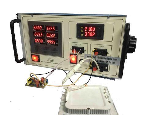 Ac And Dc LED Driver Power Analyzer