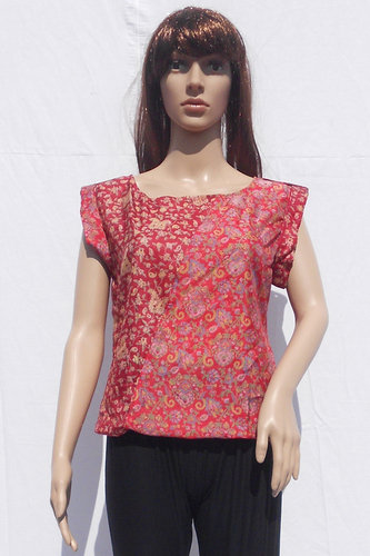 Ladies Blouses And Tops