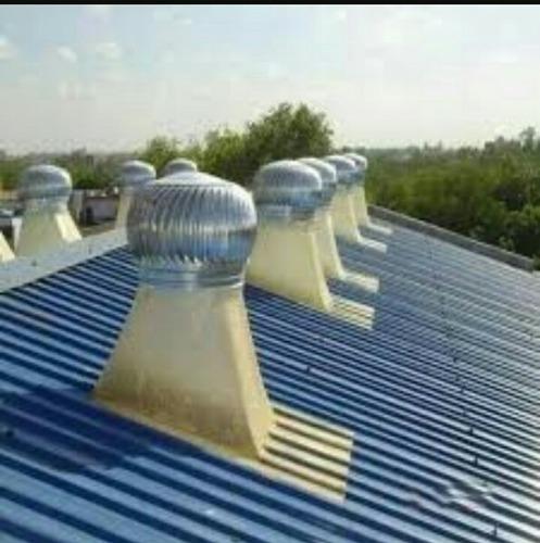 Rooftop Turbo Air Ventilator in  Makarpura (Vdr)