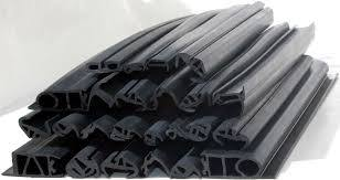 Microwave Curing Rubber Profile in   Tal.