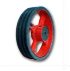C I V Belt Pulley in  Kathwada