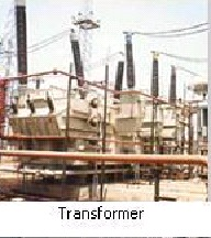 Transformer in   Opp. Chadda Rubber Limited