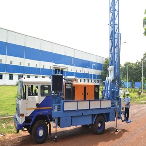 Truck Mounted Drilling Rig in   S.P.S.R Nellore Dist.