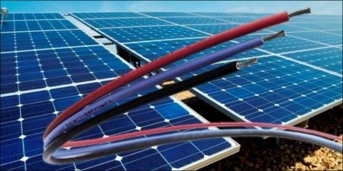 4 sqmm Solar DC Cables