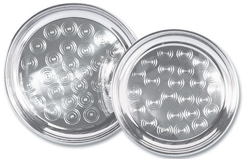 Stainless Steel Round Tray in  Nariman Point