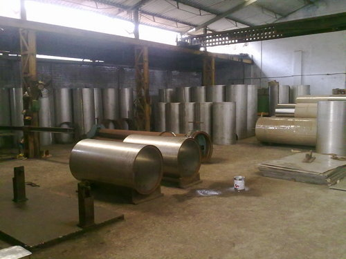 Steam Dryer Cylinder  in  Vatva Phase-Iv