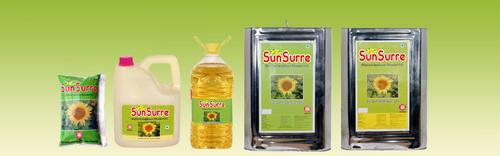 Sunflower Blended Oils