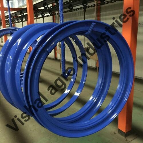 Tube Steel Wheel Rim Lock Ring in   Dist. Baghpat