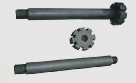 Graphite Rotor And Shafts