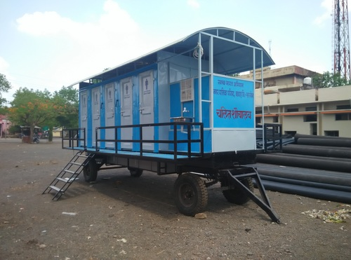 Mobile Toilet Van in  Jawahar Marg