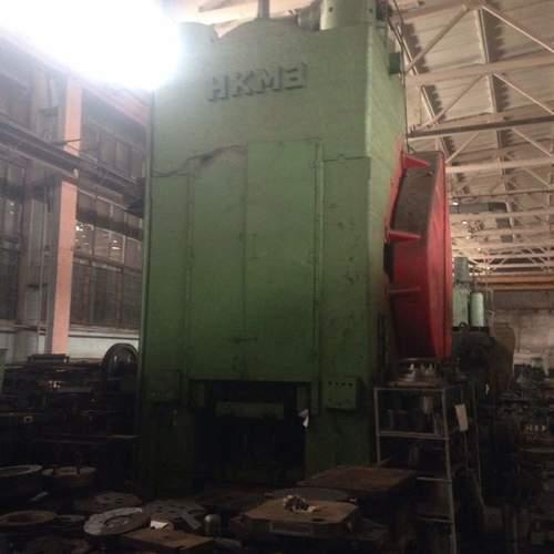 Used Kramatorsk D257 (4000t) Press Machines in   Bundarrd