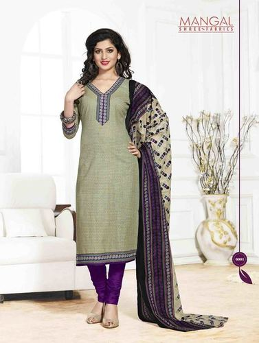 Heavy Cotton Ladies Suit