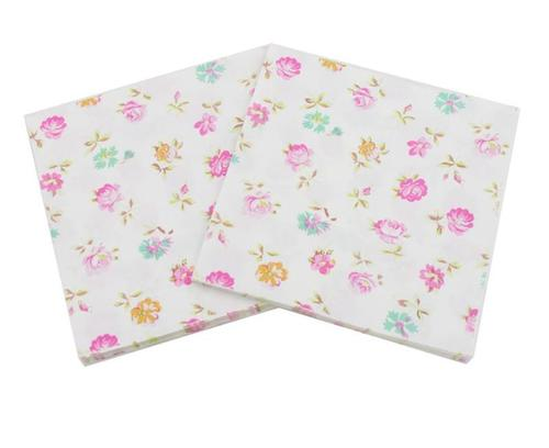 printed tissue paper For only a few cents per sheet, custom printed tissue paper is an economical way to advertise and elevate your brand name and your customer's overall experience.