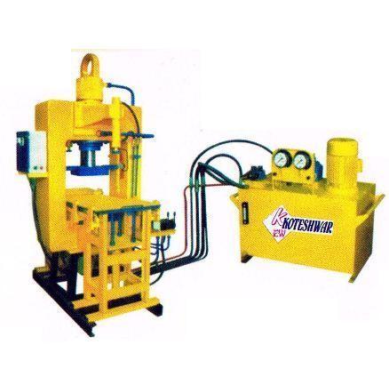 Vibro Paver Block Making Machines