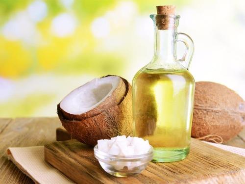 Pure Crude Coconut Oil