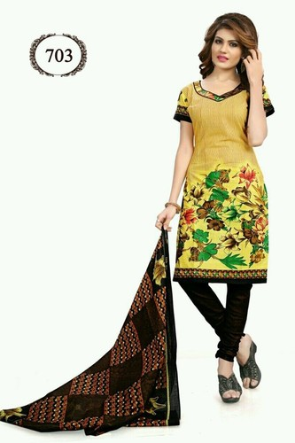 Attractive Cotton Suits in   Opp Panjrapur Behind Navrang Proserss