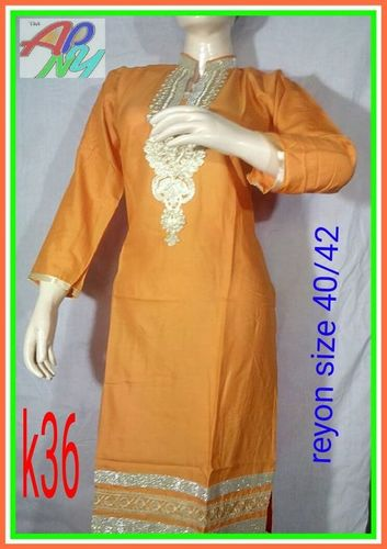 Low Price Cotton kurti  in  Apny Khunja Bypass Road