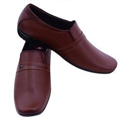 Tan Color Formal Shoes in  Janakpuri