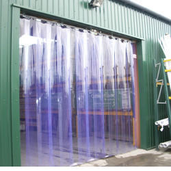 Translucent PVC Strip Curtain in  Bawani Peth