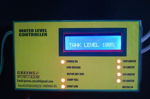 Water Tank Level Controller in  Maduravoyal