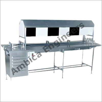 Bottle Inspection Machines