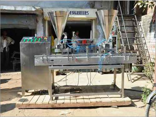 Automatic Pickles Filling Machine in  Virat Nagar (Odhav)