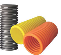 Industrial PP Corrugated Pipe