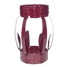 Hinged Welded Bow Spring Centralizer