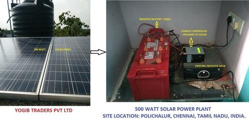 Solar Home Plant