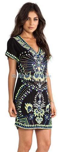 Ladies Batik Dress in  Ruko Metro Sunter Block A1 No. 15