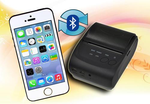 Mobile Bluetooth Printer