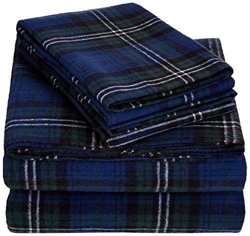 Yarn Dyed Flannel Fabrics