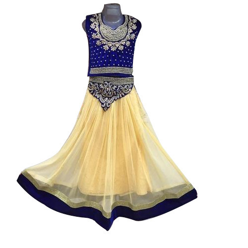 Kids Party Wear Lehenga Choli