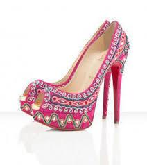 Pencil Heel Sandals