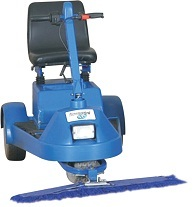 Ride On Mopping Machine
