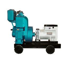 Air Cooled Generator Set in  Azadpur