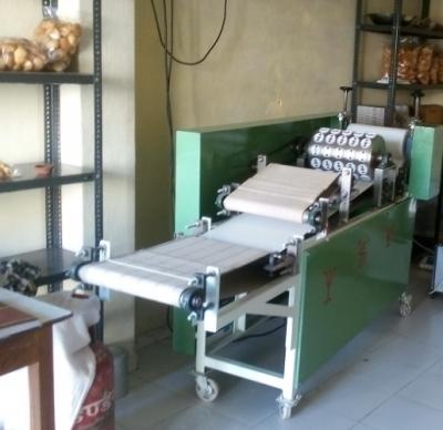 puri machine